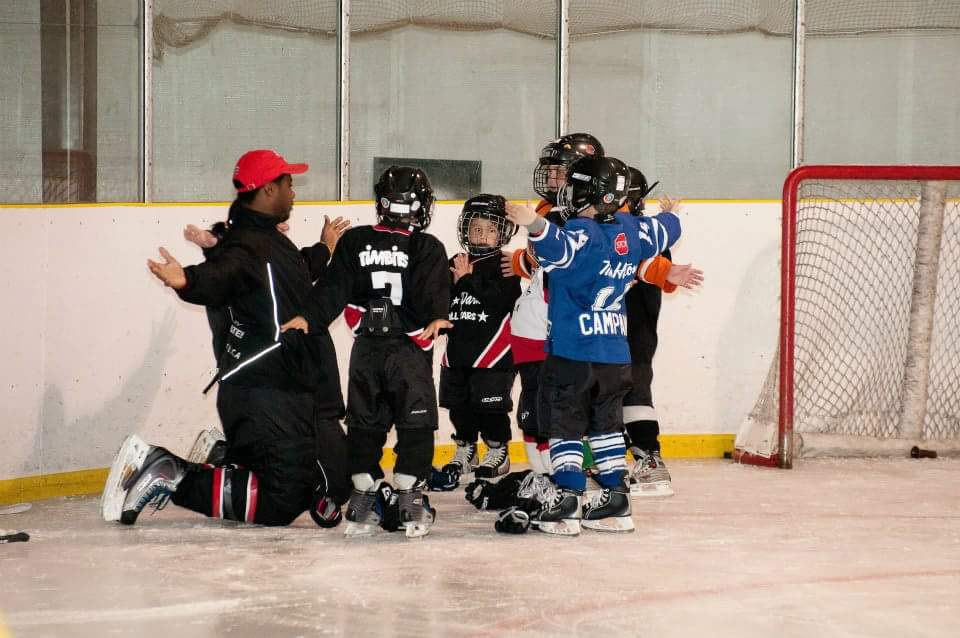 Learn to Play - Adult Hockey - Irvine Inline