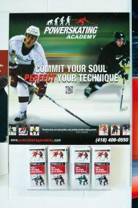 PowerSkating Academy Poster