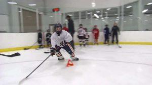 Heads up hockey
